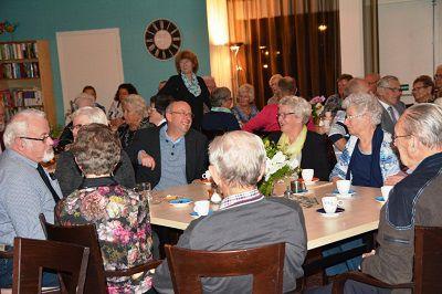 En het was een gezellig parochiefeest in Honselersdijk