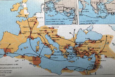 Een Romeins marsdeuntje op de 32e zondag door het jaar