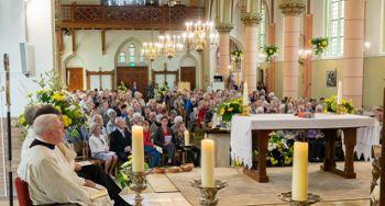 Foto's jubileumviering 125 jaar Andreaskerk