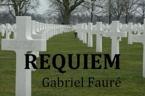 Requiem van Fauré vanwege Dodenherdenking in Poeldijk