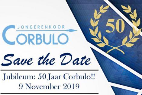 Jongerenkoor Corbulo uit Wateringen bestaat dit jaar 50 jaar!