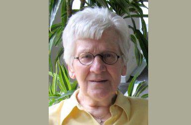 In memoriam Zuster Mariëtta Noordermeer