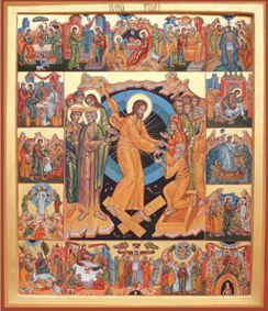 Expositie Iconen van Barmhartigheid in Poeldijk