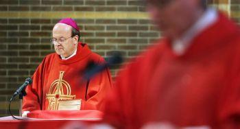 Brief bisschop Van den Hende over geloven in coronatijd
